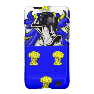 Cummins Coat of Arms Samsung Galaxy S2 Covers