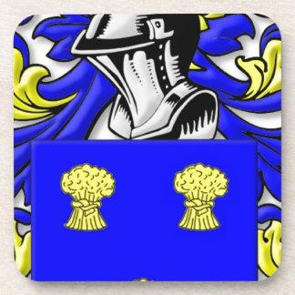 Cummins Coat of Arms Coaster