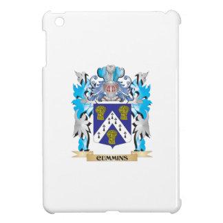 Cummins Coat of Arms - Family Crest iPad Mini Cover