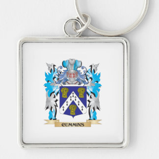 Cummins Coat of Arms - Family Crest Keychain