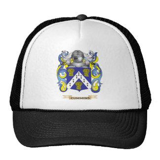 Cummins Coat of Arms Hat