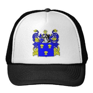 Cummins Coat of Arms Mesh Hats