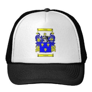 Cummins Coat of Arms Hats