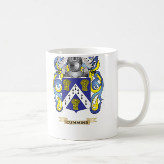 Cummins Coat of Arms Mugs