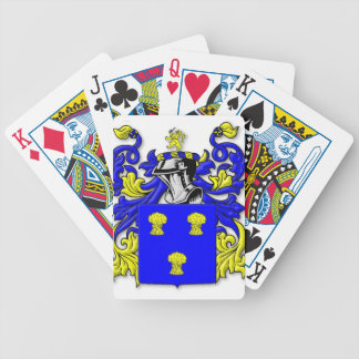 Cummins Coat of Arms Bicycle Poker Cards