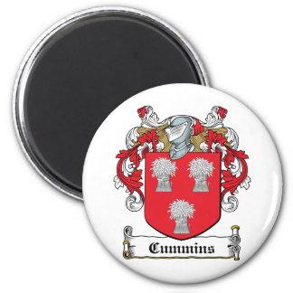 Cummins Family Crest Refrigerator Magnets