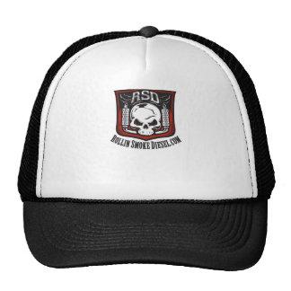 cummins logo mesh hats