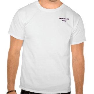 Cummins PC Help T-shirt