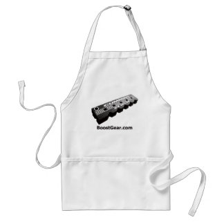 Cummins Shop Apron by BoostGear.com