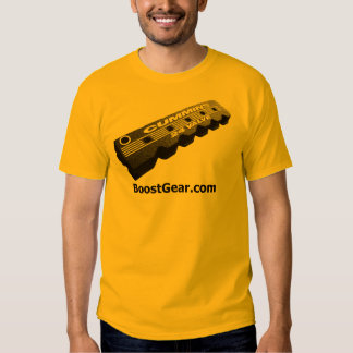 Cummins Turbo Diesel T-Shirt by BoostGear.com