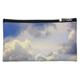 Cumulus storm. makeup bag