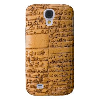 Cuneiform Tablet Galaxy S4 Case