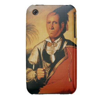 Cunne-Shote (c.1715-1810) 1762 (oil on canvas) Case-Mate iPhone 3 Cases
