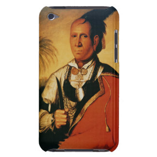 Cunne-Shote (c.1715-1810) 1762 (oil on canvas) iPod Touch Cover