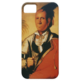 Cunne-Shote (c.1715-1810) 1762 (oil on canvas) iPhone 5 Cases