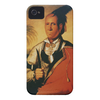 Cunne-Shote (c.1715-1810) 1762 (oil on canvas) iPhone 4 Case
