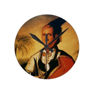 Cunne-Shote (c.1715-1810) 1762 (oil on canvas) Clock