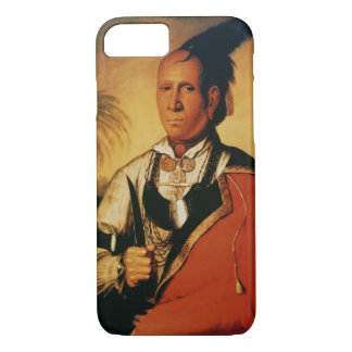 Cunne-Shote (c.1715-1810) 1762 (oil on canvas) iPhone 7 Case
