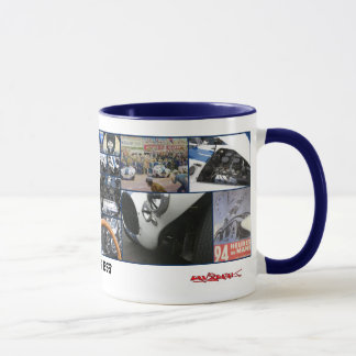 Cunnigham C-4RK at LeMans 1953 Mug