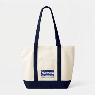 Cunning Linguist Bag - choose style & color