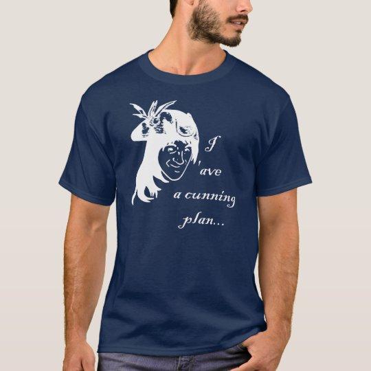 Cunning Serf w/ Text T-Shirt