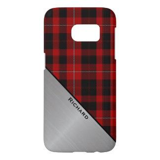 Cunningham Tartan Plaid Samsung S7 Case