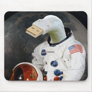 Cunningulen the Astronaut Mouse Pad