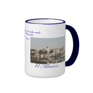 cup Albaicín Granada Mugs