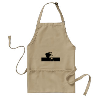 cup apron