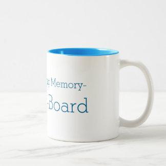Cup-Board Loving Memory 11 oz Coffee Mug