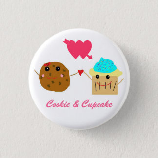 cup cake and cookie pin