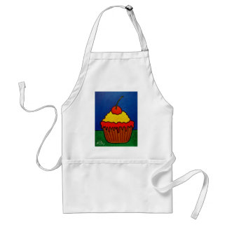 Cup Cake by Piliero Standard Apron