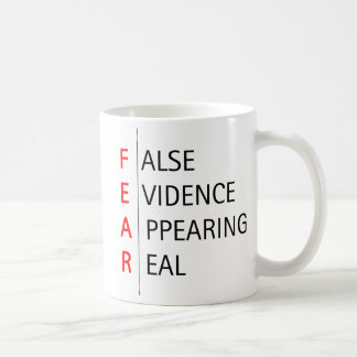 Cup Fear Definition