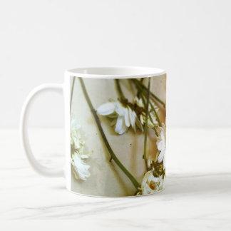 Cup floral design