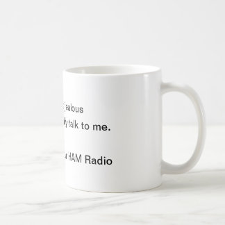 Cup for HAM Radio