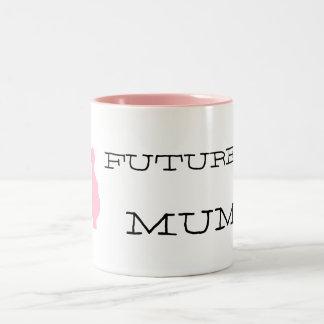 Cup Future Mum Mug