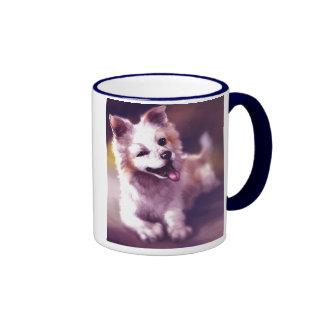 cup holas ringer mug
