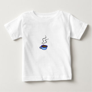 cup hot coffee t-shirts