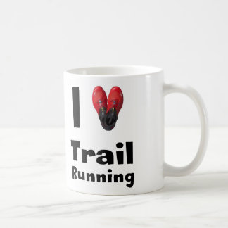 "Cup ""I love Trail Running """