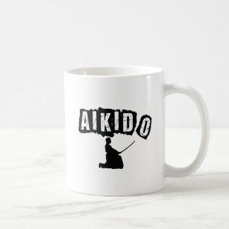 Cup mug Aikido