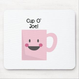 Cup O' Joe! Mouse Pads