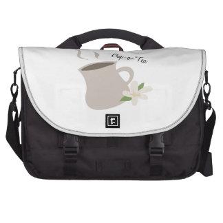 Cup-o-Tea Laptop Bags