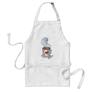 Cup Of Coffee Apron