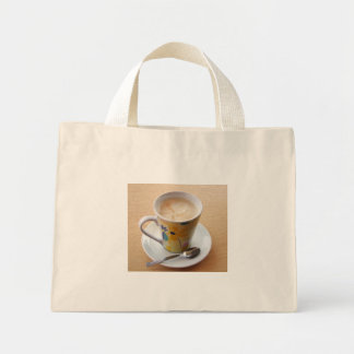 cup of coffee bag