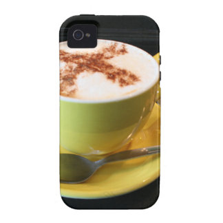 Cup of Coffee iPhone 4 Covers