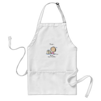 Cup of Coffee - Lady Standard Apron
