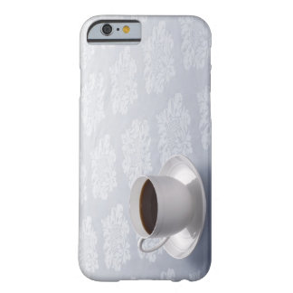 cup of coffee on table barely there iPhone 6 case