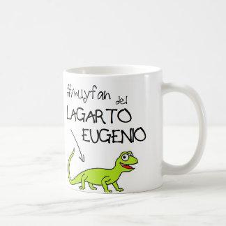 Cup of fan of the Eugene lizard