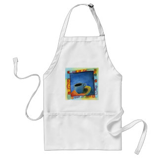 Cup of Java Cup of Joe Standard Apron