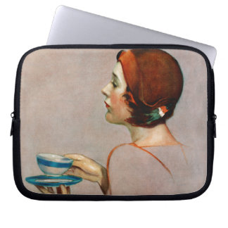 Cup of Java Laptop Sleeve
